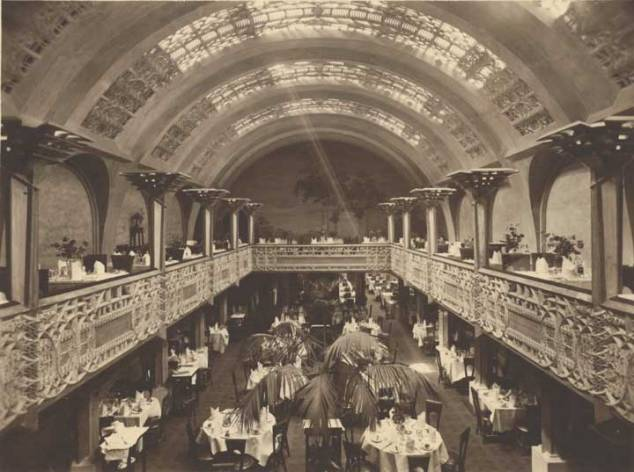 Cafe on Collins Street, late 1910s | thecollectormm.com.au