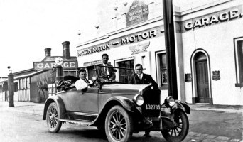 Young men from Mornington, 1920s | thecollectormm.com.au