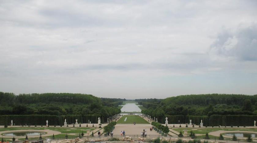 versailles france jardins