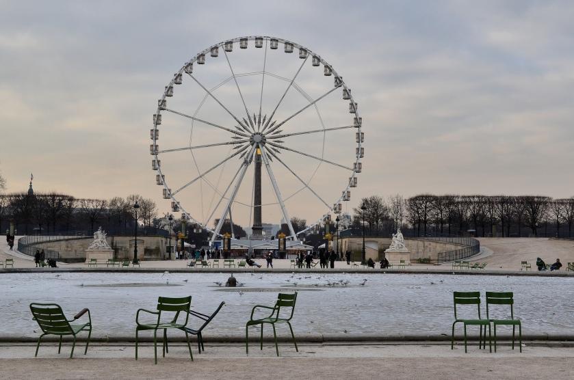 paris jardin tuileries